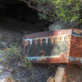 Child coffin